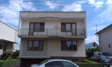 Fasáda rekonštrukcia rodinný dom Častkovce