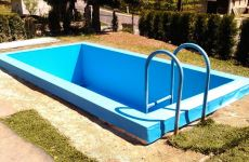 Výstavba bazén Prasnik