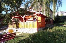 Novostavba záhradná chatka Prašník
