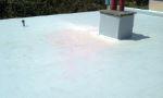 Rekonštrukcia plochej strechy Vrbové 2