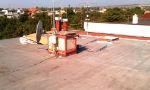 Rekonštrukcia plochej strechy Vrbové 3