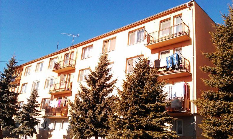 Rekonštrukcia plochej strechy Chtelnica