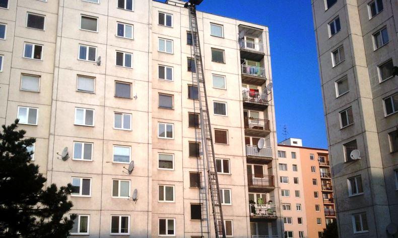 Rekonštrukcia plochej strechy Piešťany