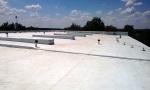 Rekonštrukcia plochej strechy Družstvo Senica 4