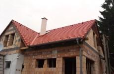 Rekonštrukcia strechy RD Lančár