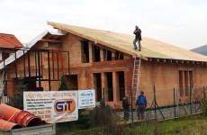 Novostavba strechy RD Moravany nad Váhom