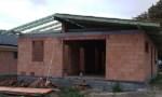 Novostavba šikmá strecha RD Veselé 2