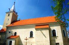 Rekonštrukcia Kostol Dolný Lopašov