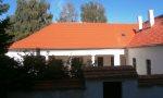 Rekonštrukcia šikmá strecha Múzeum Košariská 2