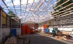 Rekonštrukcia šikmá strecha Hala Vrbové 3