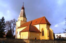 Rekonštrukcia kostola Krakovany