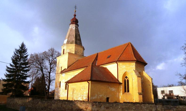 Rekonštrukcia šikmá strecha Kostol krakovany 1