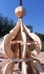 Rekonštrukcia šikmá strecha Kostol krakovany 2
