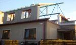 Rekonštrukcia šikmá strecha RD s nadstavbou Vrbové 3